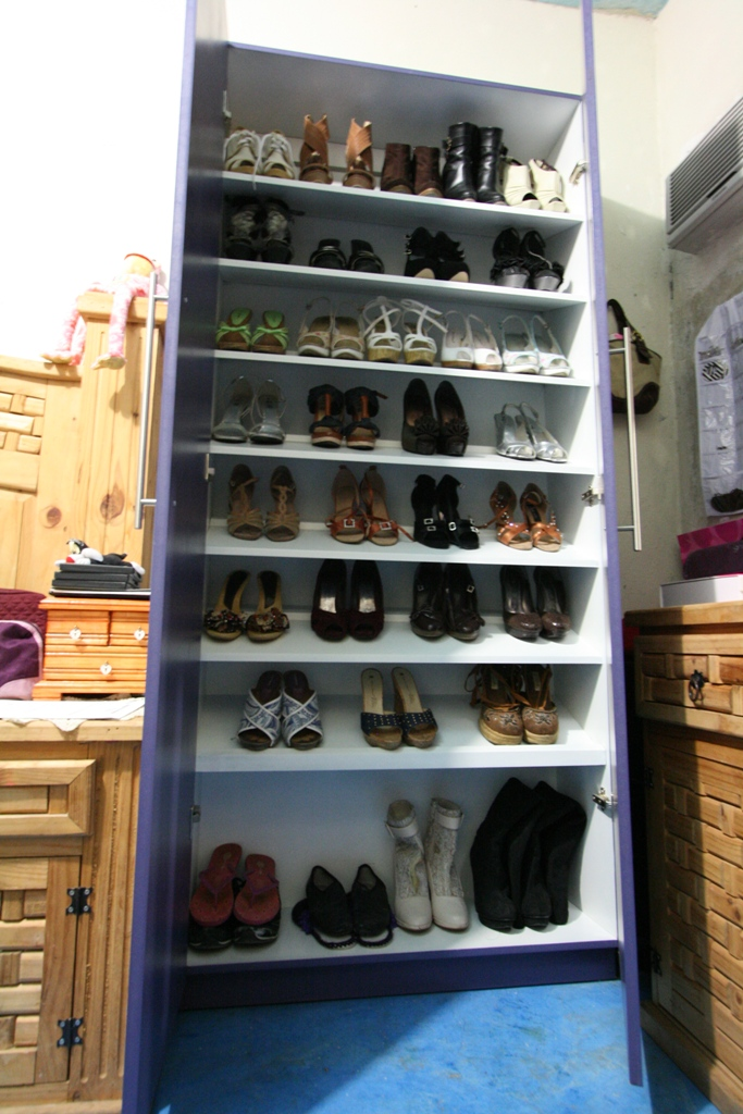 Pin zapatera para closet videos relacionados con on pinterest for Zapatera giratoria para closet